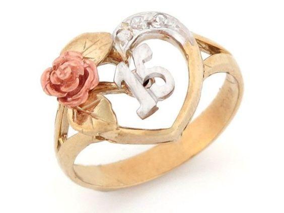 Accesorio- anillo de quince