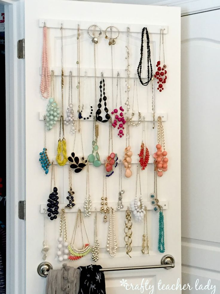 Best 25 Necklace Storage Ideas On Pinterest