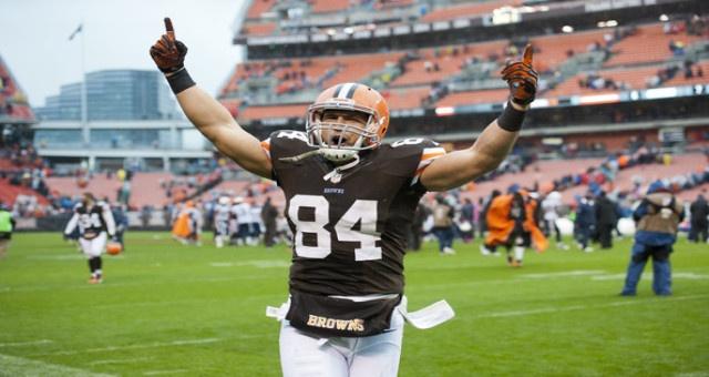 Rob Chudzinski : Why #Browns TE Jordan Cameron Will Breakout In 2013.