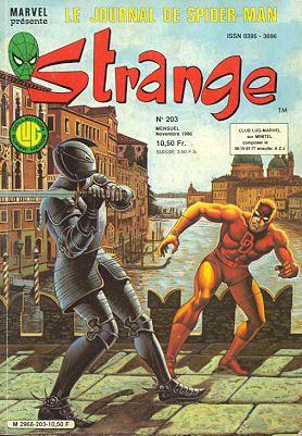 Strange -203- Strange 203
