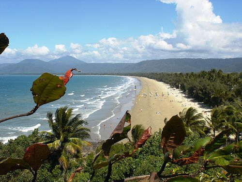 4 Mile Beach Port Douglas Australia