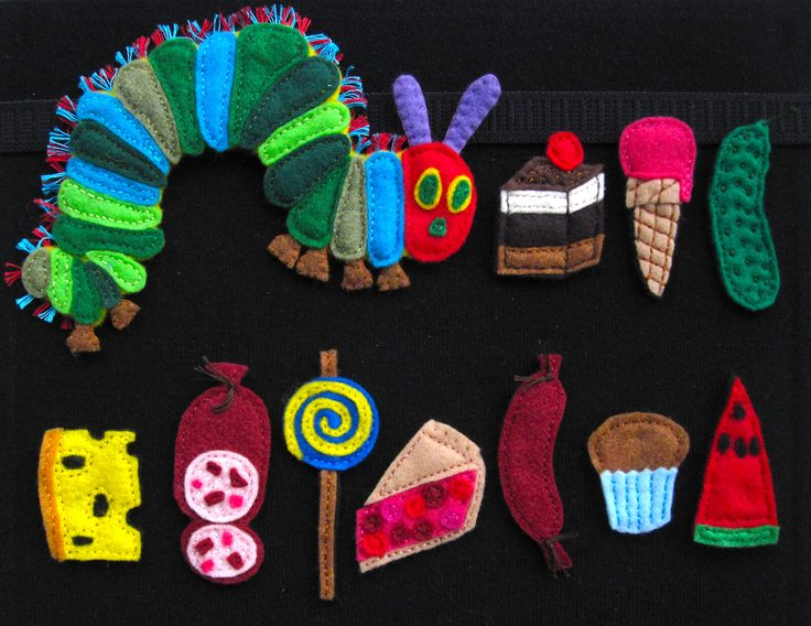 Very Hungry Caterpillar Felt Board Tutorial on Imagine Our Life at http://www.imagineourlife.com/2012/06/03/hungry-caterpillar-felt-board/