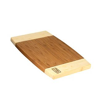 """Chicago Cutlery® Woodworks 12x8x.75"""" Bamboo Board"""