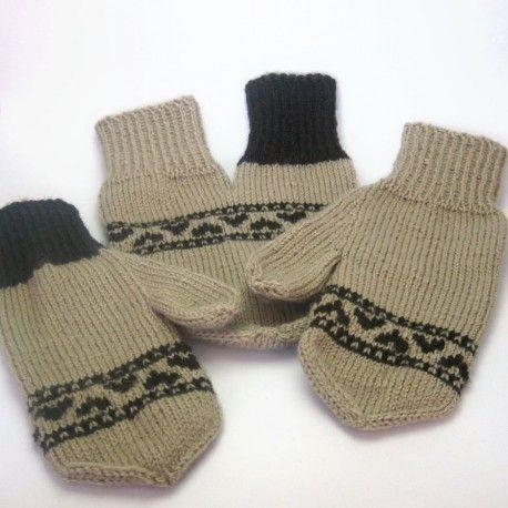 Partnerské rukavice