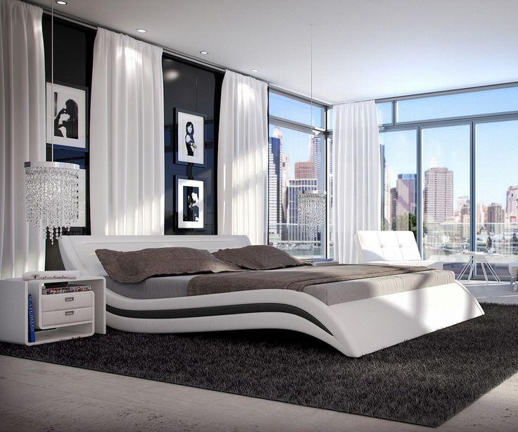 Billig schlaf bett 180x200 King size bedroom furniture
