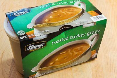 Leftover Turkey (or chicken) Shepherd's Pie Casserole with Garlic-Par ...