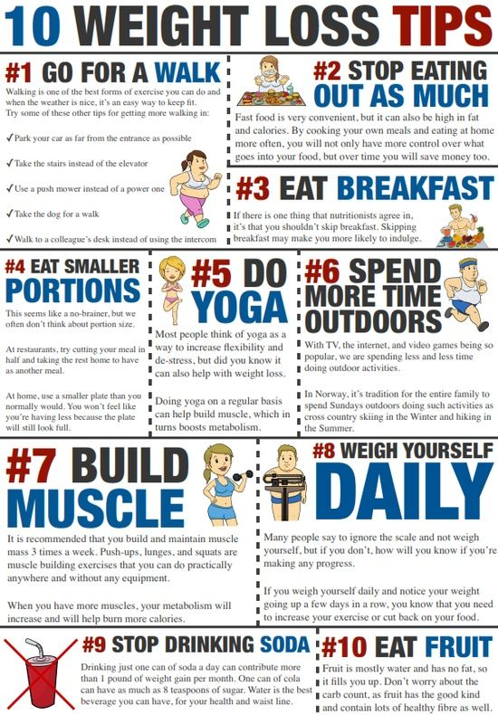 10 Weight loss tips,  Share Like and Repin :D  cheers,