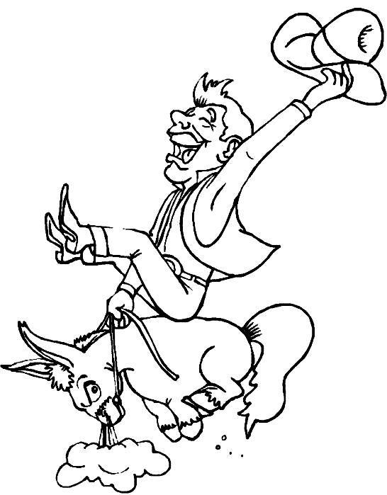 rodeo_2jpg 546699 rodeocoloringhorses