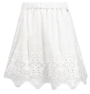 Pepe Jeans Lacy Minifalda White Las Faldas De Mujer Representan La Belleza Las faldas de mujer representan la belleza femenina en todo su esplendor. No hay duda de que esta prenda tiene historia y de que ha seguido un proceso evolutivo parsimonioso hasta llegar a nuestros días.