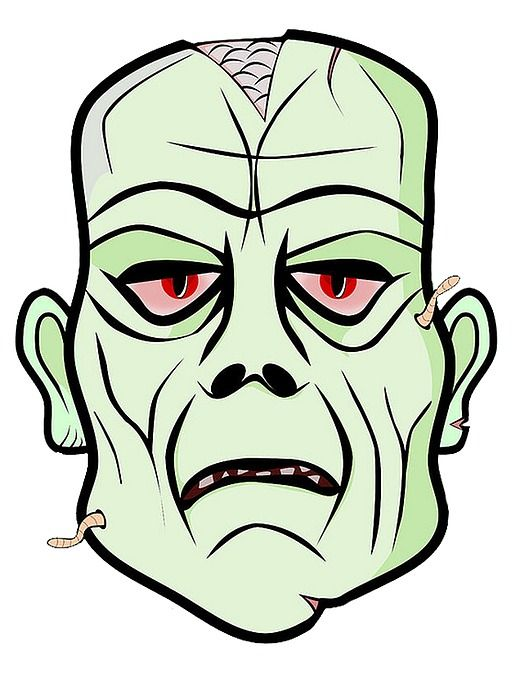 #zombie #scary #halloween #costume #walker