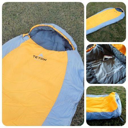 TETON Sports Trailhead Ultralight Sleeping Bag Review ...