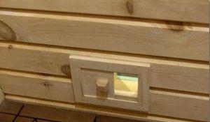 Окна для бани - деревянные или пластиковые?