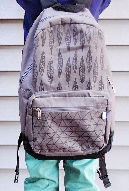 MerMagBackToSchoolBackpack by mer mag, via Flickr