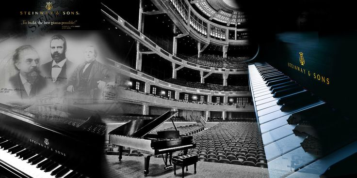 a tribute to steinway and sons