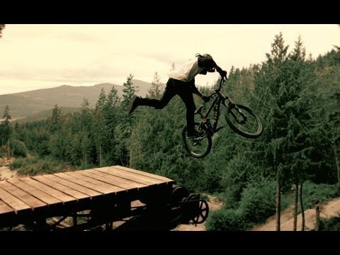 THAT´S IS THE PACE,THOSE ARE THE MOVES // @Red Bull d #givesyouwings #RayCompany Brandon Semenuk's Rad Company Trailer