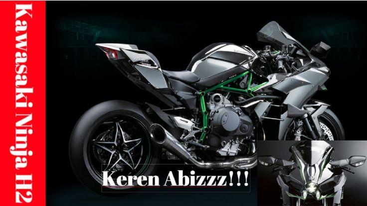 2017 Kawasaki Ninja H2 Carbon Model Terbaru Siap Menjadi Motor SPort Pal...