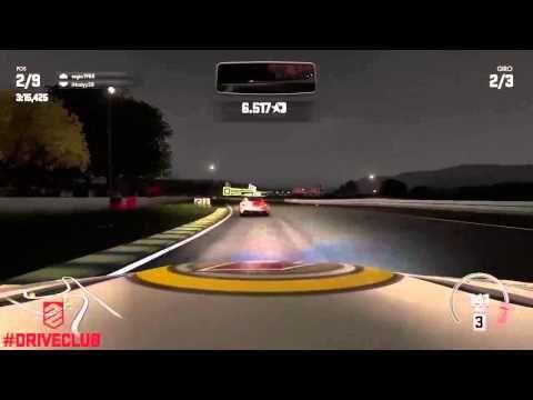 DRIVECLUB™Ep2- Win Online Live- Aston martin