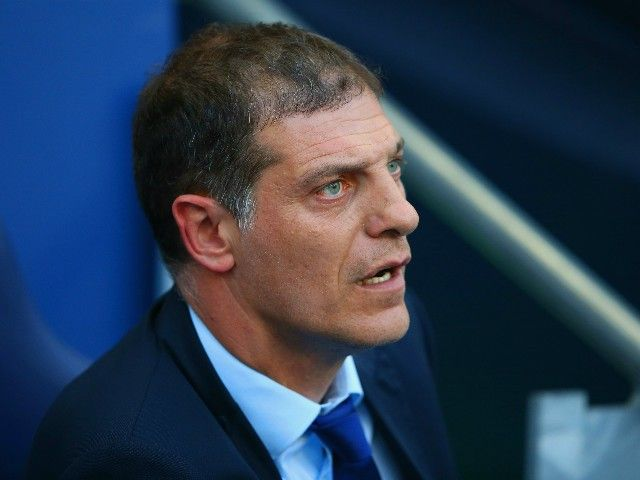 """West Ham's Slaven Bilic """"not frustrated"""" by Diego Costa avoiding sending-off"""
