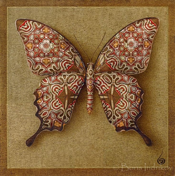 Symbol-Butterfly3 by ~INDRIKoff on deviantART