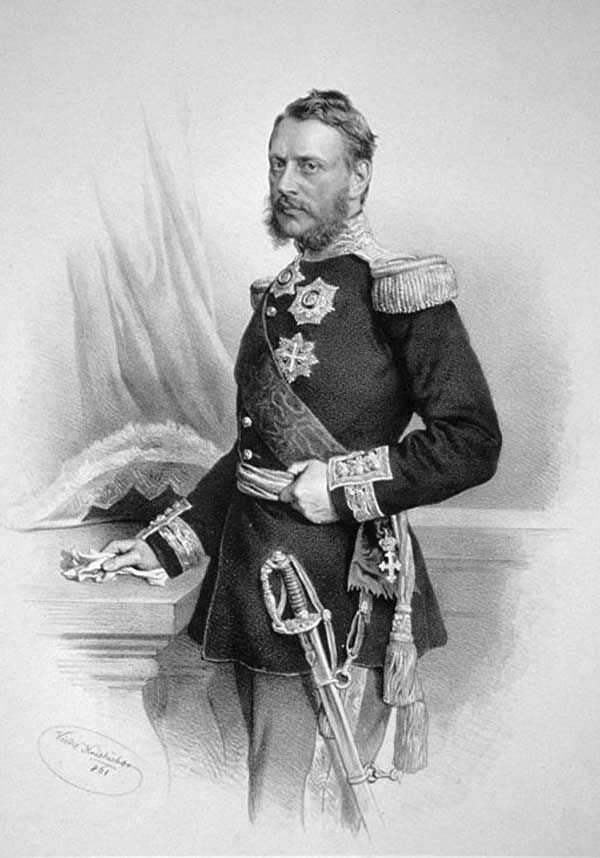 Alexandru Ioan Cuza /1820 Barlad-1873 Heidelberg / was Prince of Moldavia, Prince of Wallachia, and later Domnitor of the Romanian Principalities. He was a prominent figure of the Revolution of 1848 in Moldavia