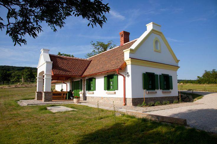 Vindornyalak - Öreghegyi Apartmanházak - ahol a falusi érzés találkozik az eleganciával