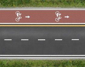 Textures Texture seamless | Road texture seamless 07627 | Textures - ARCHITECTURE - ROADS - Roads | Sketchuptexture