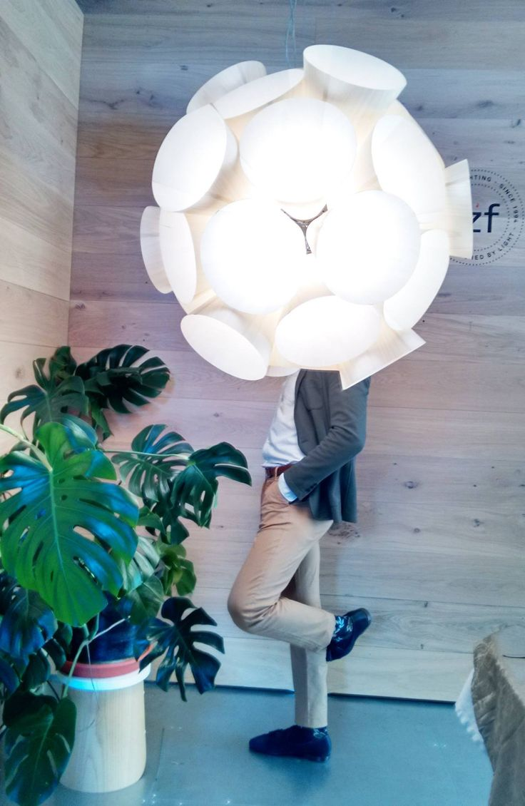 LZF | Dandelion Suspension Lamp. A sneak peek of LZF´s latest photo shoot. To be released soon. #AestheticLighting #Commercial #Design #Furniture #Handmade #Home #Interior #InteriorDesign #Lamps #Lighting #LZF #LZFLamps #Wood #WoodLamps #WoodLighting #WoodVeneer