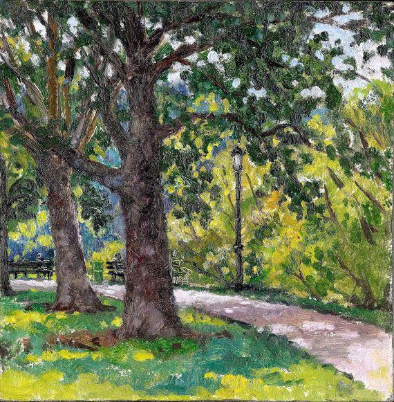 Quarry Shade Garden At Bon Air Park: 74 Best Images About Trompe L'oeil On Pinterest