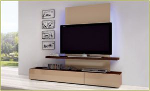Flat Screen Wall Mounts With Shelves