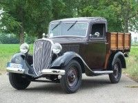 1934 Fiat 508B Balilla Camioncino