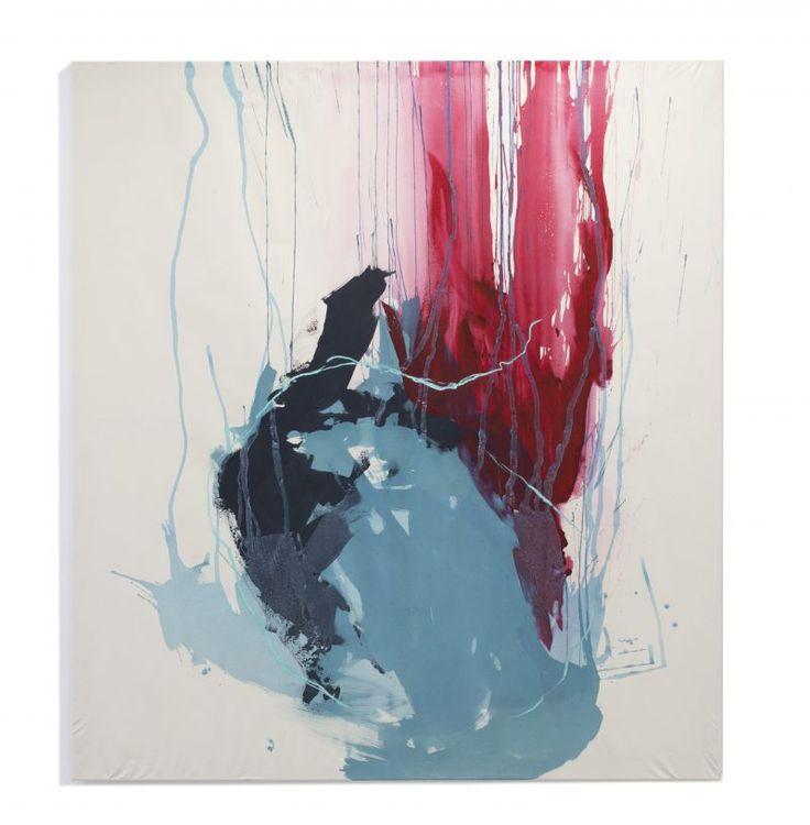 Marita Speen Art - acrylic and soft-pastel on canvas - 180x200cm | maritaspeenart.com