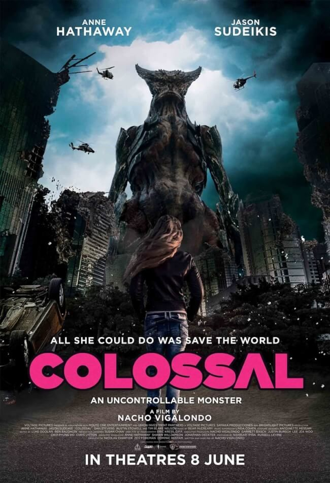 Colossal Colossal Movie Streaming Movies Free Full Movies Online Free