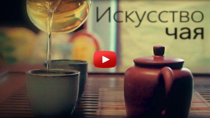 Искусство чая.Заваривание белого чая бай хао инь чжень.Чайная церемония....