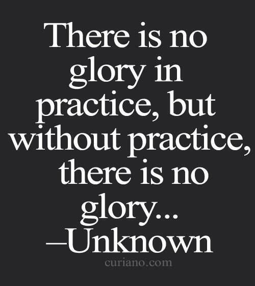 Practice Quotes: Practice Hockey Quotes And Sayings. QuotesGram