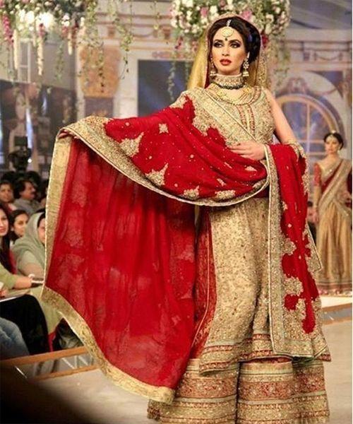 Stylish-Pakistani-Wedding-Dress-2015