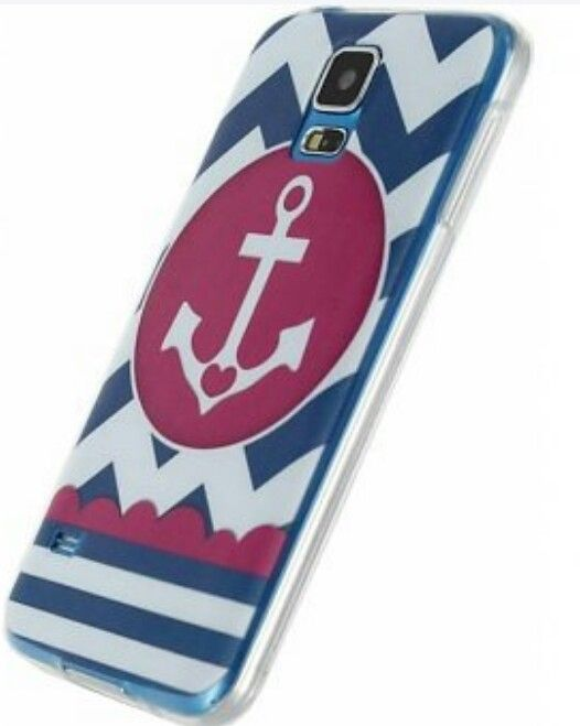 Telefoonhoesje Back Cover Wave Anchor Samsung Galaxy S5/S5 Plus/S5 Neo - € 9,99 Bestel via http://www.bsolid-mobile.nl/xccess-tpu-case-samsung-galaxy-s5-s5-plus-s5-neo-23257996.html