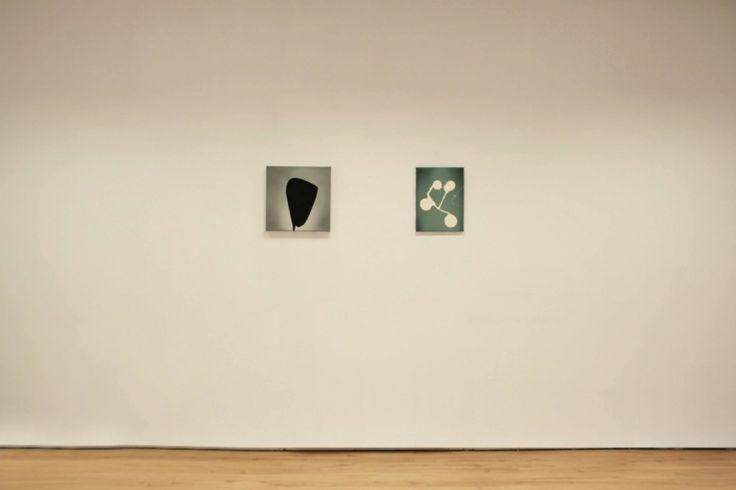 """""""36,6"""" Nowa Gallery, Poznań, 2014, installation view fot. Izabela Sitarska"""