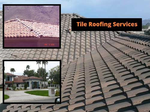 Tile Roofing Contractor In Phoenix #AlmeidaRoofing Is Dedicated To Provide  All Types Of Roofing Services