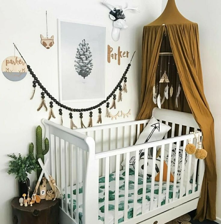 Woodland natural colors nursery