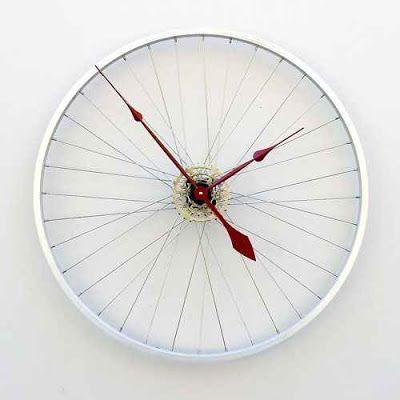 4 újrahasznosítási ötlet: Mire jó egy bicikli kerék?
