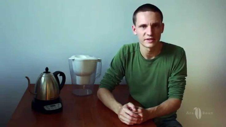 #2 - Znaczenie wody dla ekstrakcji kawy