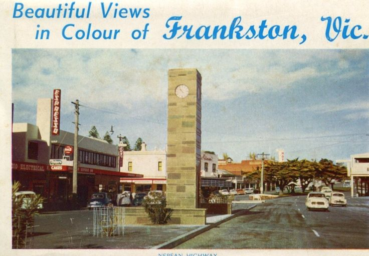 Nepean Highway, Frankston, Victoria.