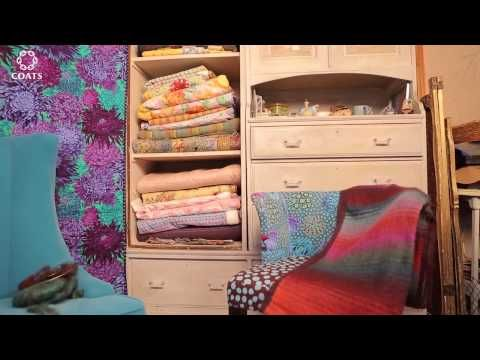 Free Video - Kaffe Fassett on Quilting Very interesting!
