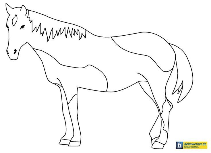 ten beste malvorlage pferd anschauung 2020  malvorlagen