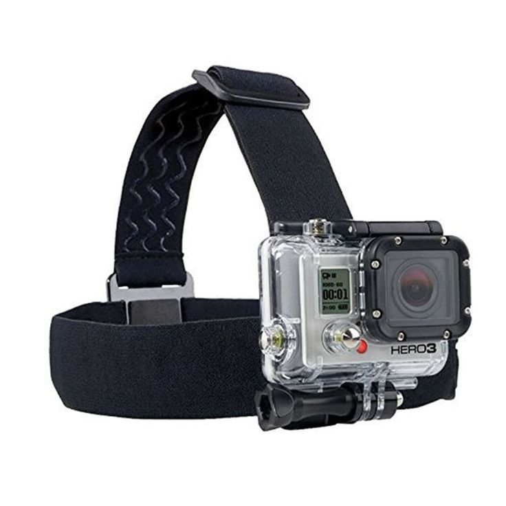 For Gopro Accessories Adjustable Head Strap Professional for SJ4000 SJ5000 SJ600