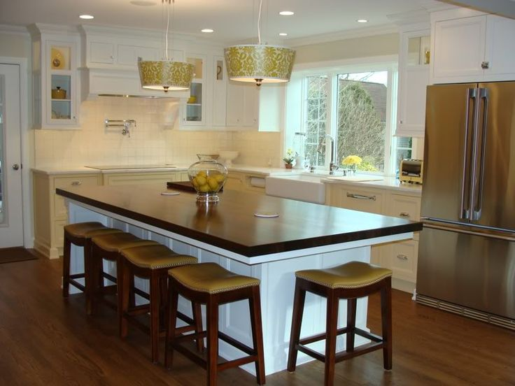 286 best Kitchen Remodel images on Pinterest | Kitchen, White ...