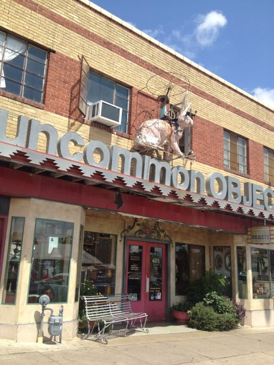 Uncommon Objects in Austin, TX