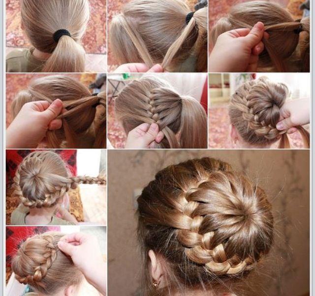 Fine 1000 Images About Gymnastics Hair Ideas On Pinterest Gymnastics Short Hairstyles Gunalazisus
