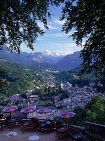 Berchtesgaden, Bavaria, Germany