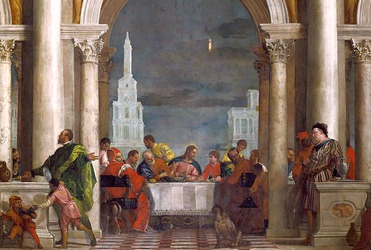 1000+ images about Veronese (Paolo Veronese) on Pinterest ...
